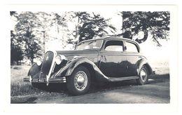 Photo Automobile Hotchkiss - Automobiles