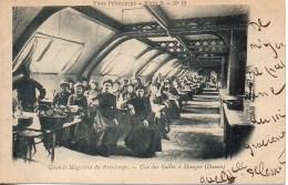 75 PARIS  Grands Magasins Du Printemps Une Salle à Manger - France
