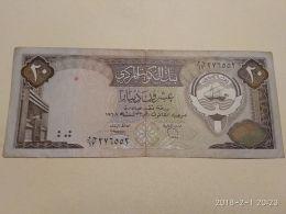 20 Dinari 1968 - Kuwait