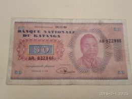 50  Francs 1960 - Other - Africa