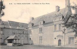 ¤¤   -  LES TROIS-MOUTIERS   -   Chateau Des Eaux-Melles    -  ¤¤ - Les Trois Moutiers
