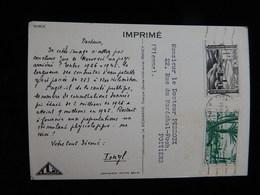 CPSM  - IONYL - MAROC - MARCHAND AMBULANT - 2 Scans - R11615 - Marokko (1891-1956)