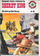 Sheriff King De Jacht Op Slim Davys - Andere