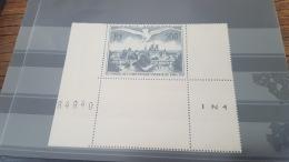 LOT 385477 TIMBRE DE FRANCE NEUF** N°20 VALEUR 60 EUROS - 1927-1959 Mint/hinged
