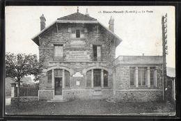 CPA 93 - Blanc-Mesnil, La Poste - France