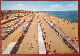 RICCIONE - La Spiaggia - Animata - Vg - Rimini