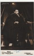 Romania - Cluj - Opera Singer - Vida Victor - Original Autograph - Opéra