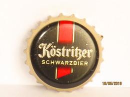 Capsules Ou Plaques De Muselet  Bière KOSTRITZER SCHWARZBIER  BLACK  LAGER  BEER - Bière