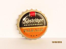 Capsules Ou Plaques De Muselet  Bière KOSTRITZER MEISTERWERKE PALE  ALE - Bière