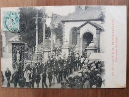 Ploudalmezeau.procession Des Saints - Ploudalmézeau