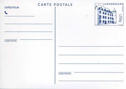 "Entier Postal De 2013 Sur CP ""L50g"" - Stamped Stationery"