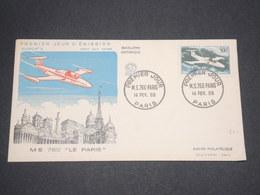 FRANCE - Enveloppe FDC Avion MS 760 En 1959 - L 12779 - FDC