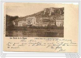 MARCHE - LES - DAMES ..-- Nels 7 , N° 86 . 1900 Vers BXL ( Melle Marie MOTTE ) . Voir Verso . - Namur
