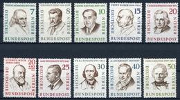Berlin MiNr. 163-72 Postfrisch/ MNH (BE1008 - Unused Stamps