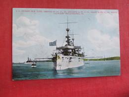 U.S. Cruiser  New York     Ref 2834 - Warships