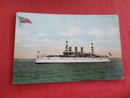 U.S.S. New York     Ref 2834 - Warships