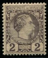 Lot N°4947a Monaco N°2 Neuf ** LUXE - Monaco