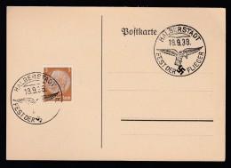 DR Postkarte Sonderstempel 1938 Halberstadt Ungelaufen K1028 - Poststempel - Freistempel
