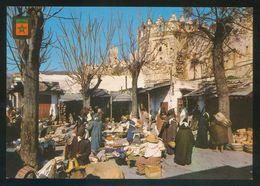 Marruecos. Tetuan. *Zoco El Hot El Kadim...* Ed. Fisa Nº 13. Nueva. - Marruecos