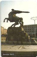 Armenia - ArmenTel - Monuments-Statues - Sasuntsi Davit - Exp. 31.12.2006, Sample (No Serial) - Armenia