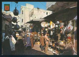 Marruecos. Tetuan. *Calle Trankats* Ed. Fisa Nº 46 Nueva. - Marruecos
