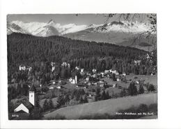 19245 - Flims Waldhaus Mit Piz Terri (format 10 X 15) - GR Grisons