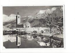 19247 - Sils Baselgia Mit Piz Corvatsch Oberengadin(format 10 X 15) - GR Grisons