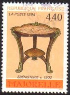 France 1994 1 V  Used  Ebenisterie Meuble - Culturas
