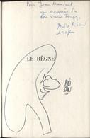 C1  LA COUR Le Regne DEDICACE Par MOISAN Et RIBAUD Canard Enchaine DE GAULLE - Livres Dédicacés