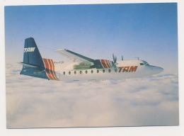AK25 TAM Fokker F27 Mk600 - 1946-....: Modern Era