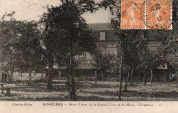 HONFLEUR-Hôtel Ferme De La Grande Cour Et Du Hâvre - Honfleur
