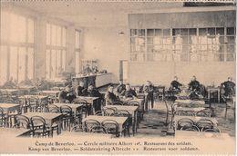 Mess Albert 1 Binnenzijde - Leopoldsburg (Kamp Van Beverloo)
