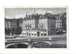 19255 - Zürich Hotel Central 1943 (format 10 X 15) - ZH Zurich