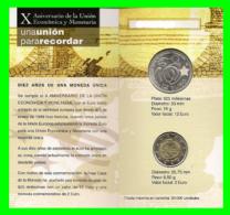 CARTERA OFICIAL EUROSET 12 EUROS ESPAÑA 2009 +2€ (EMU) - Spanien