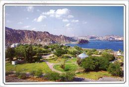 Oman - Muskat Riyam Park - Oman