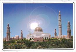 Oman - Grand Mosque - Oman