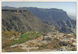 Oman - Jebel Al Akhdar - Oman