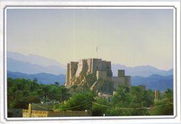 Oman - Nakhal Fort - Oman