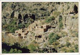 Oman - Old House Jabal Al Akhdar - Oman
