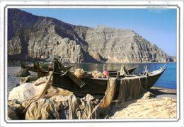 Oman - Khasab Fishers Place - Oman