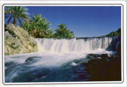 Oman - Rustaq Hokain Water Falls - Oman