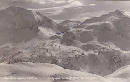 Schigebiet Am Radstädter Tauern - Gamsleitenspitze - Zehnerkar * 2. II. 1953 - Obertauern