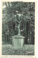 ***  61  ***  FLERS  Statue Du Juif Errant  Neuve - Excellent état - Flers
