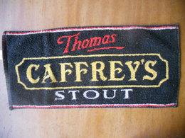 Tapis De Bar - Biere Thomas CAFFREY'S Stout - Beer Mats