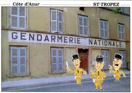 SAINT-TROPEZ : Les Gendarmes - Saint-Tropez