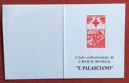 """TESSERA CLUB COLLEZIONISTI DI CROCE ROSSA """"F.PALASCIANO"""" - Documents Historiques"""