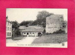 62 Pas De Calais, Montreuil-sur-Mer, Cour Intérieur De La Citadelle, (M.T.I.L.) - Montreuil