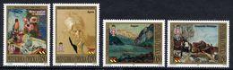BOSNIAN SERB REPUBLIC 2001 Paintings MNH / **.  Michel 224-27 - Bosnia And Herzegovina