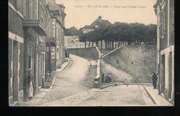 36 -- Le Blanc --  Place Des Hautes - Tours - Le Blanc