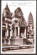 Exposition Coloniale  Internationale De Paris 1931 - Temple DAngkor - Expositions
